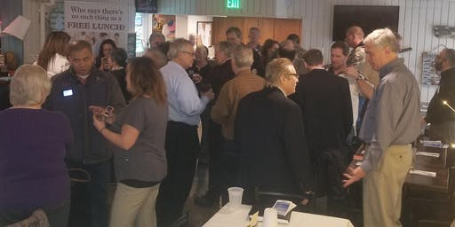 Middle River Networking Happy Hour event