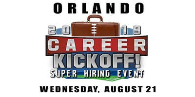 ORLANDO JOB FAIR - FLORIDA JOBLINK / ORLANDO JOBLINK SEPTEMBER 12