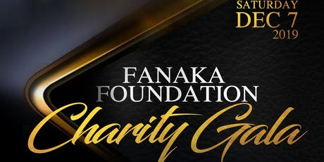 Fanaka Foundation - Charity Gala - St Albans tickets