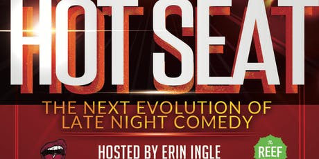 Hot Seat October Edition tickets