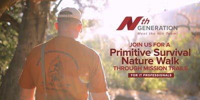 Meet the Nth Team - Primitive Survival Nature Walk for IT Professionals