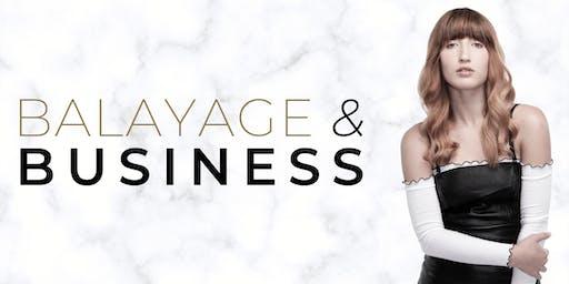 Balayage & Business Class in Bridgeview, IL.