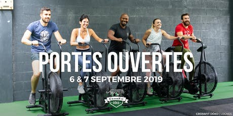 Portes Ouvertes CrossFit Dōko tickets