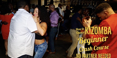 Kizomba 101 Crash Course for Beginners 01/04 tickets