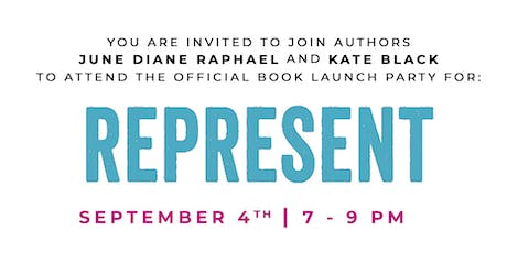 Represent Book Tour with June Diane Raphael and Kate Black tickets