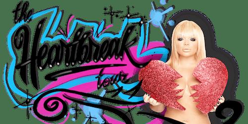 Trisha Paytas - The Heartbreak Tour