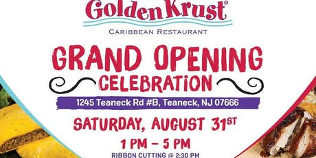 Golden Krust Teaneck Grand Opening Celebration tickets