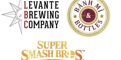 Super Smash Bros. Ultimate Tournament x Levante Brewing