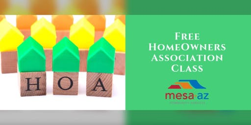 Homeowners Association (HOA) Class: Tension and Anger in Community Associations Working Effectively with Difficult Personalities