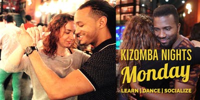 Free Kizomba Monday Afro-Latin Social @ El Big Bad 12/23