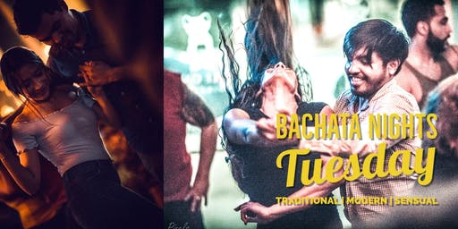 Free Bachata Tuesday Social in Houston @ Sable Gate Winery 12/24