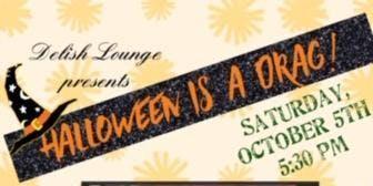 Halloween's A Drag Dinner Show