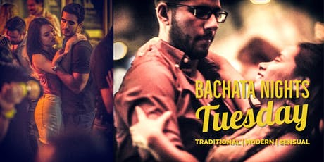 Free Bachata Tuesday Social in Houston @ Sable Gate Winery 12/31 tickets