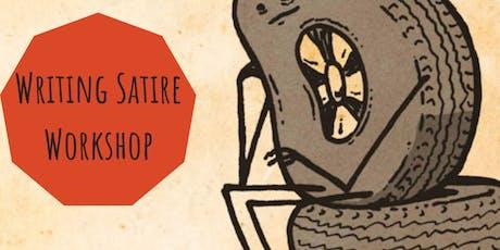 Writing Satire Workshop tickets