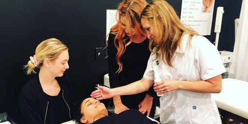 Lash extensions training seminar