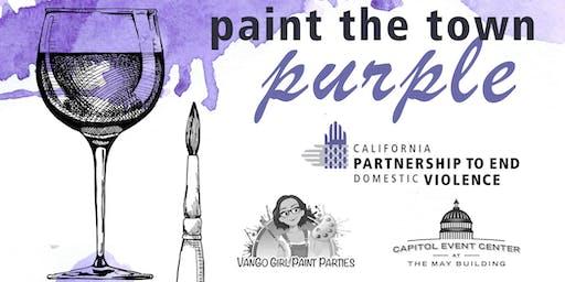 Paint the Town Purple 2019