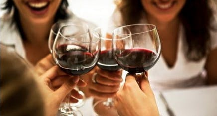 Women's Wine Down with A Cause