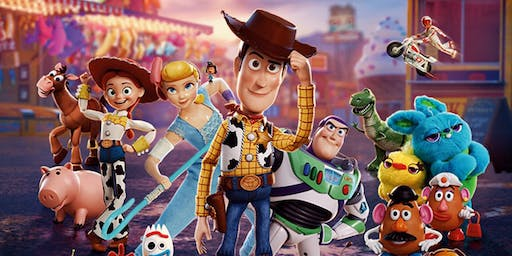 Movie On the Lawn:Toy Story 4