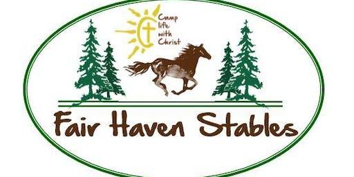 Ladies Equestrian Retreat
