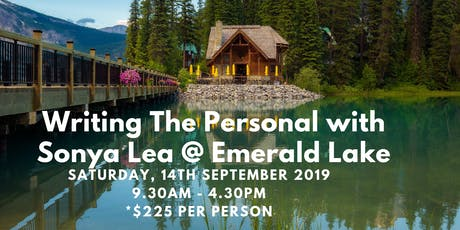 Writing The Personal with Sonya Lea tickets