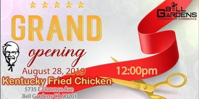 KFC Grand Reopening
