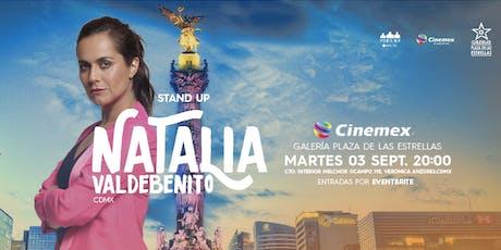 DESDE CHILE NATALIA VALDEBENITO EN CINEMEX  entradas