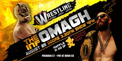 The Wrestling LIVE! in Omagh