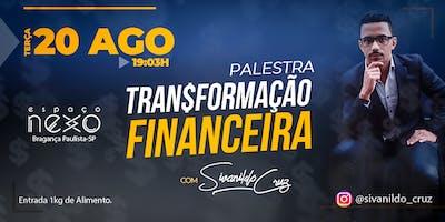 Palestra Transformação Financeira