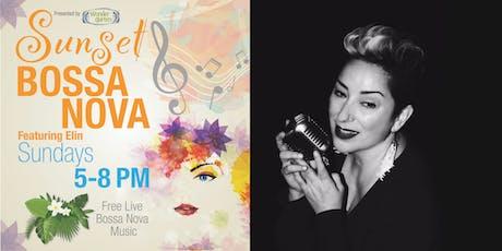 Bossa Nova Sunset Sundays with Elin tickets