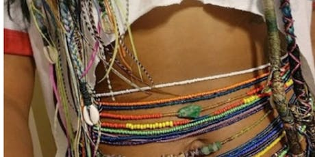 Let's Get Waisted - An African Beading Class tickets