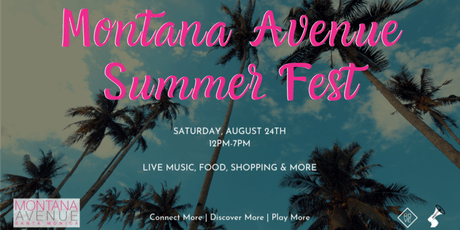 Montana Ave Summer Fest tickets