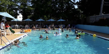 The Woodlands end of summer party tickets