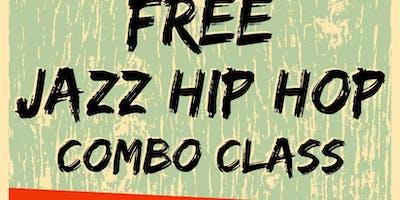 Free Jazz/Hip Hop Combo Class