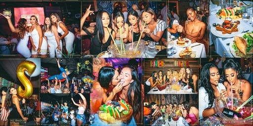 No Jealousy Sunday Party Brunch - Tropical Brunch