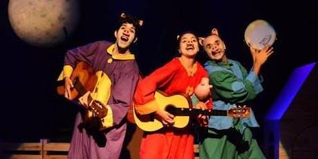 """50% de Desconto! Espetáculo infantil """"Os Três Porquinhos"""" no Teatro Folha ingressos"""