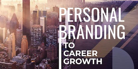 Personal Branding to Career Growth tickets