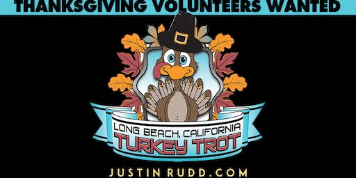 Volunteering for 2019 Long Beach Turkey Trot