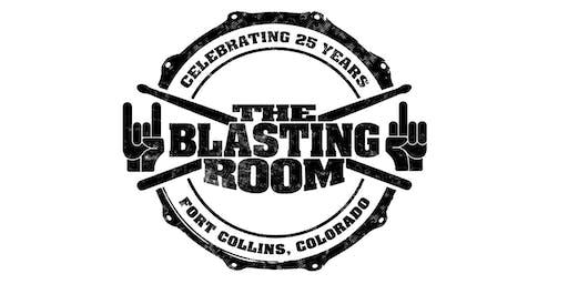 The Blasting Room