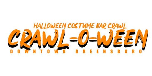 Thursday Oct 31st // Crawl -O-Ween // Sponsored by Jack