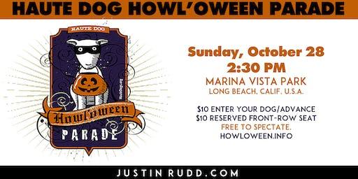 Haute Dog Howl'oween Parade | JustinRudd.com/howloween