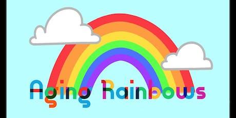Aging Rainbows 50+ Coffee Talk! tickets