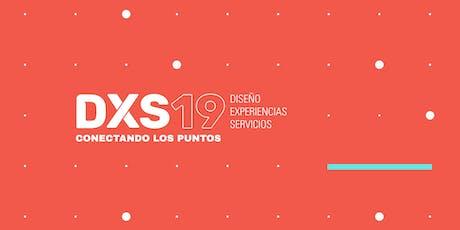 DXS Conf | Diseño, Experiencias y Servicios tickets