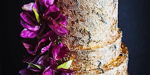 The art of fondant wedding cakes