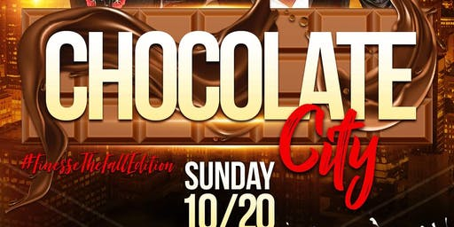 "THE ALL OHIO ""CHOCOLATE  CITY"" AFFAIR"