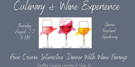 Culinary & Wine Experience tickets