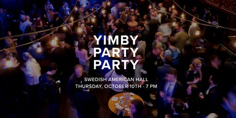 YIMBY Party Party 2019 tickets
