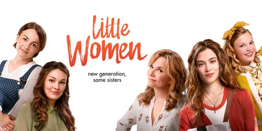 LITTLE WOMEN: Sydney Premiere hosted by Hope 103.2