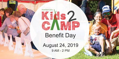 Kids 2 Camp Benefit Day- Free Event!