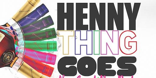 Aug 24th // Hennything Goes Bar Crawl // Sponsored by Hennesy