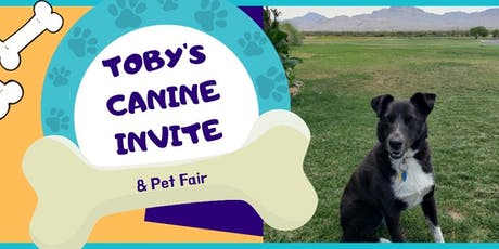 Toby's Canine Golf Invite & Pet Fair tickets
